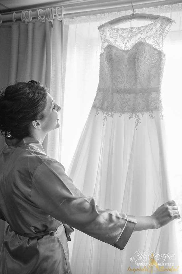 Wedding dress alterations your key to success on your for Build your dream wedding dress